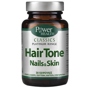 POWER HEALTH Hair Tone Nails & Skin 30CAPS