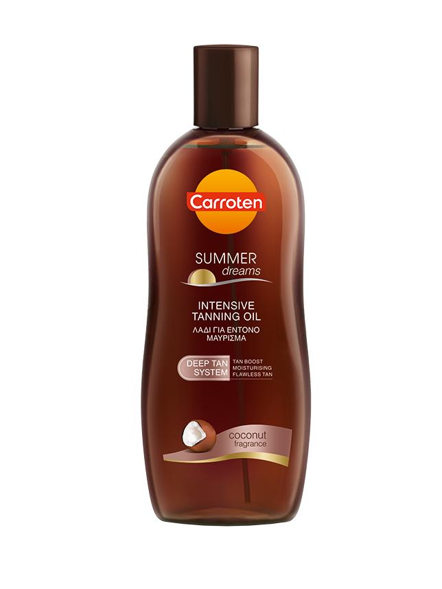 Carroten Summer Dreams Intensive Tanning Oil 200ml