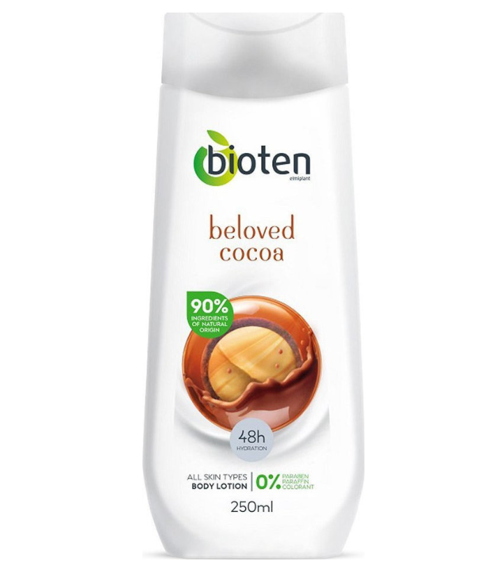 Bioten BODY LOTION BELOVED COCOA 250ML 19
