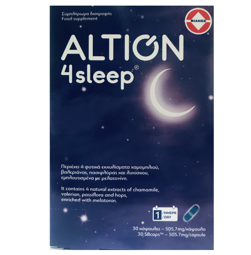 Altion 4Sleep 30 Caps