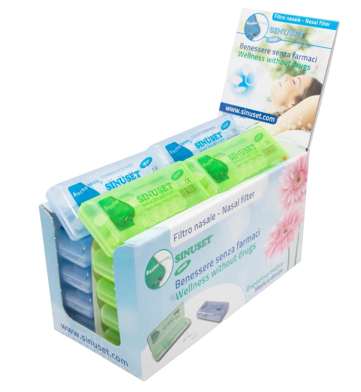 Sinuset Ρινικά Φίλτρα Αέρος large 6 Nasal Filter