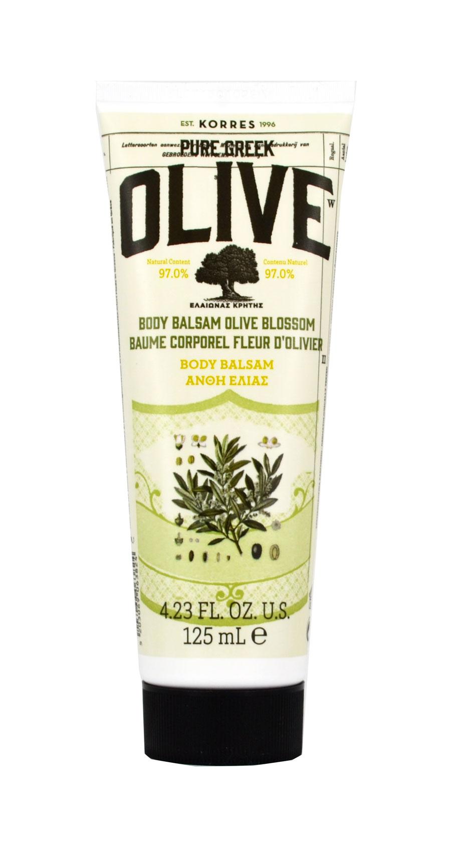 KORRES Pure Greek Olive Body Balsam Άνθη Ελιάς 125ml