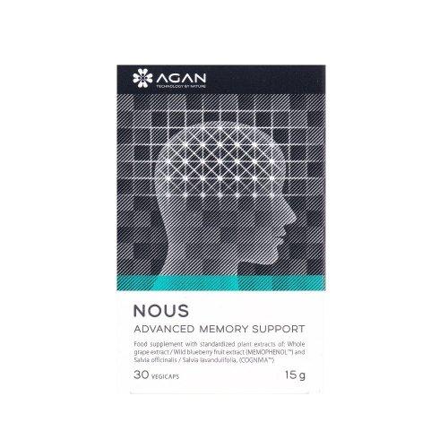 Agan Nous Advanced Memory Support 30caps