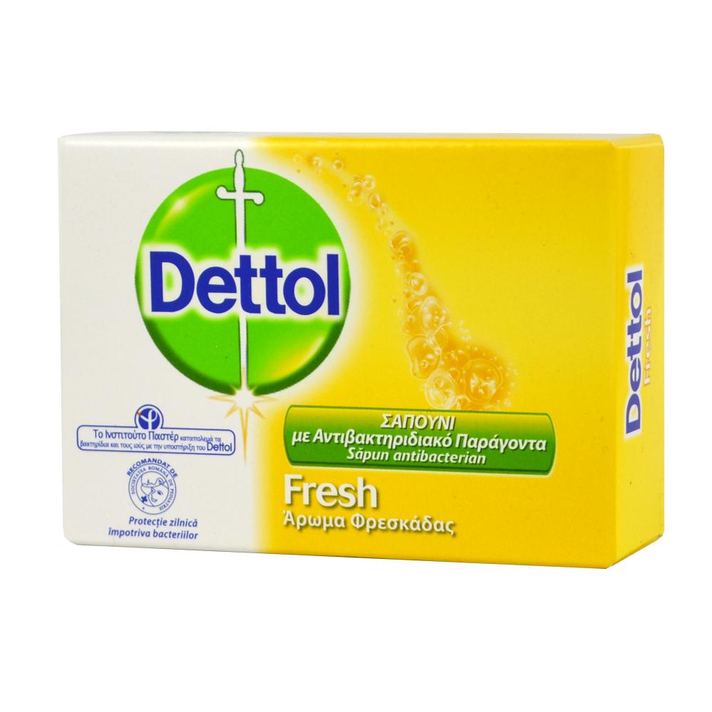 DETTOL SOAP FRESH 100 GR