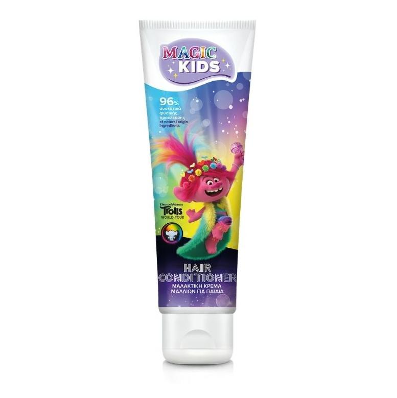 Magic Kids Hair Conditioner Trolls Poppy 150ml