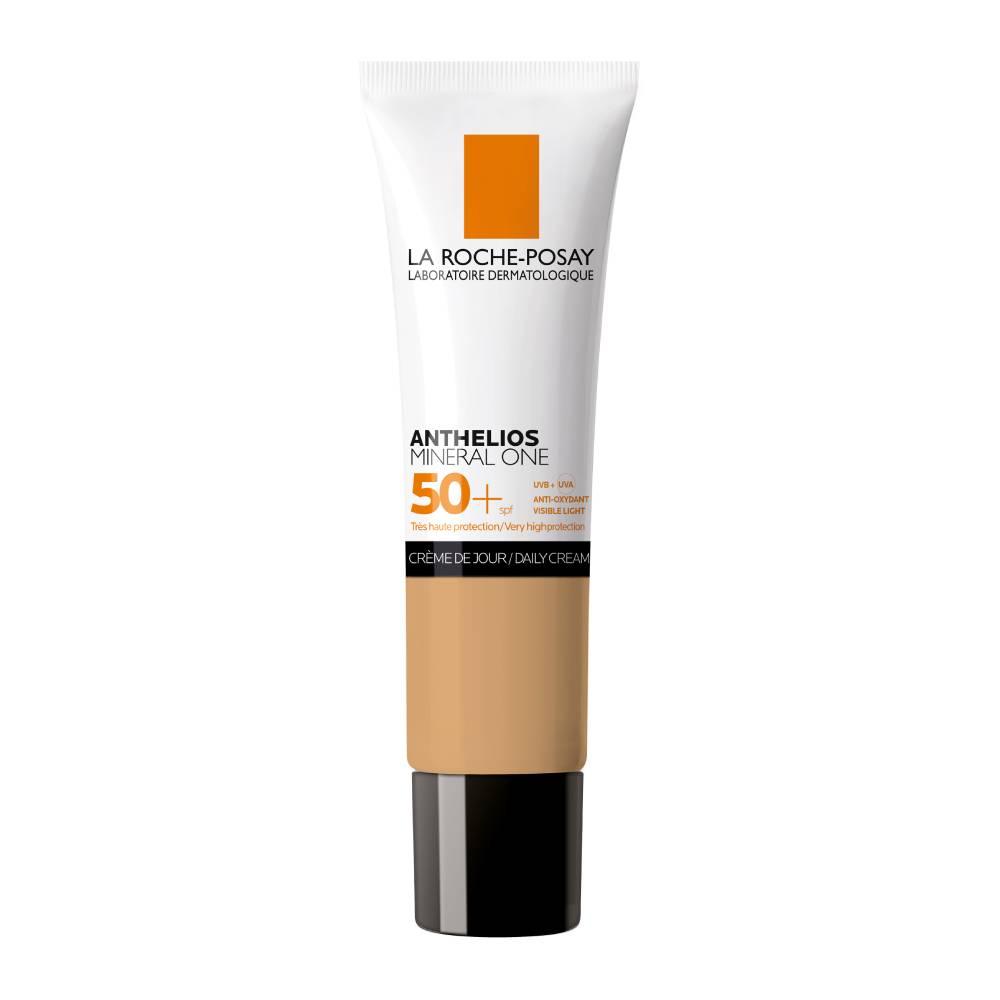 La Roche Posay Anthelios Mineral One Daily Cream SPF50+ Αντηλιακή Ενυδατική Κρέμα Προσώπου Με Χρώμα Brown 04 30ml