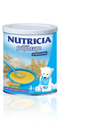 NUTRICIA ΡΥΖΑΛΕΥΡΟ 250GR