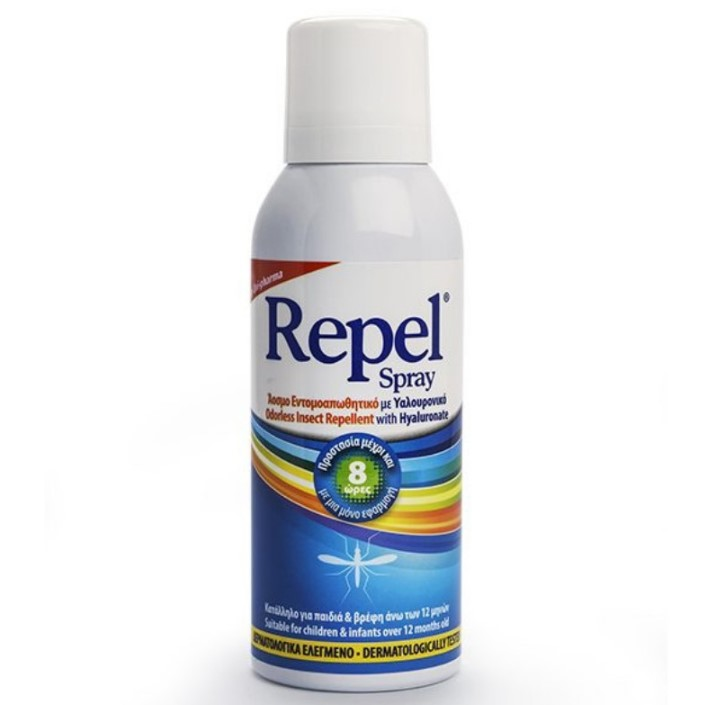 Unipharma Repel Spray Άοσμο Εντομοαπωθητικό 150ml