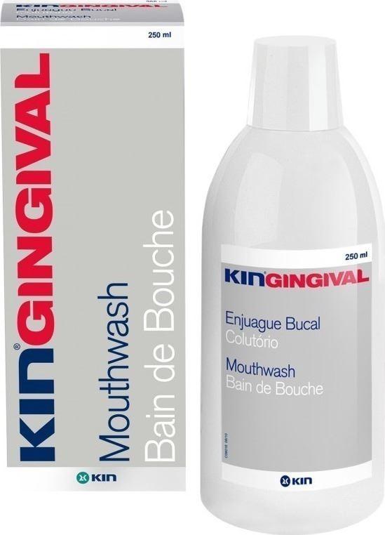 Kin Gingival Mouthwash 250ml