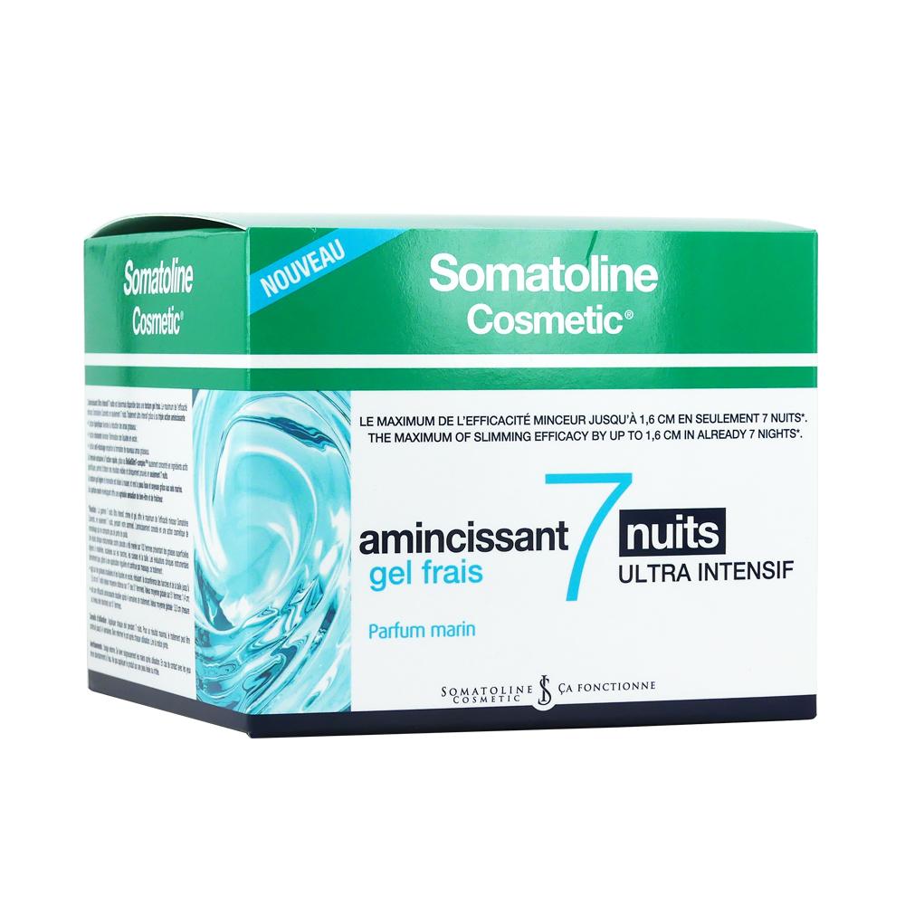 Somatoline Cosmetic Εντατικό Αδυνάτισμα 7 Νύχτες Fresh Gel 400ml