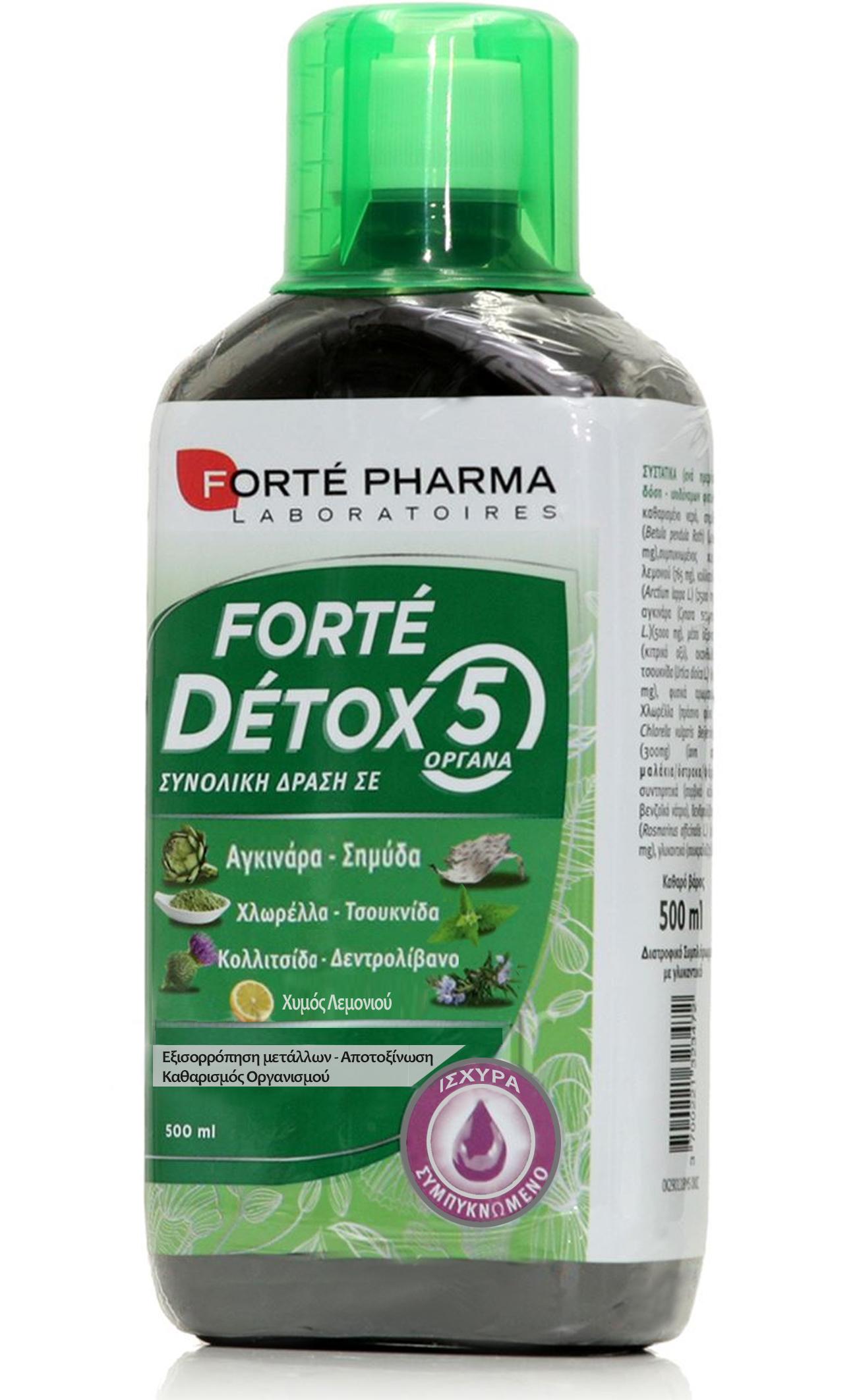 detox forte 5