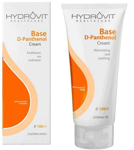 Hydrovit BASE D-PANTHENOL CREAM 100 ml