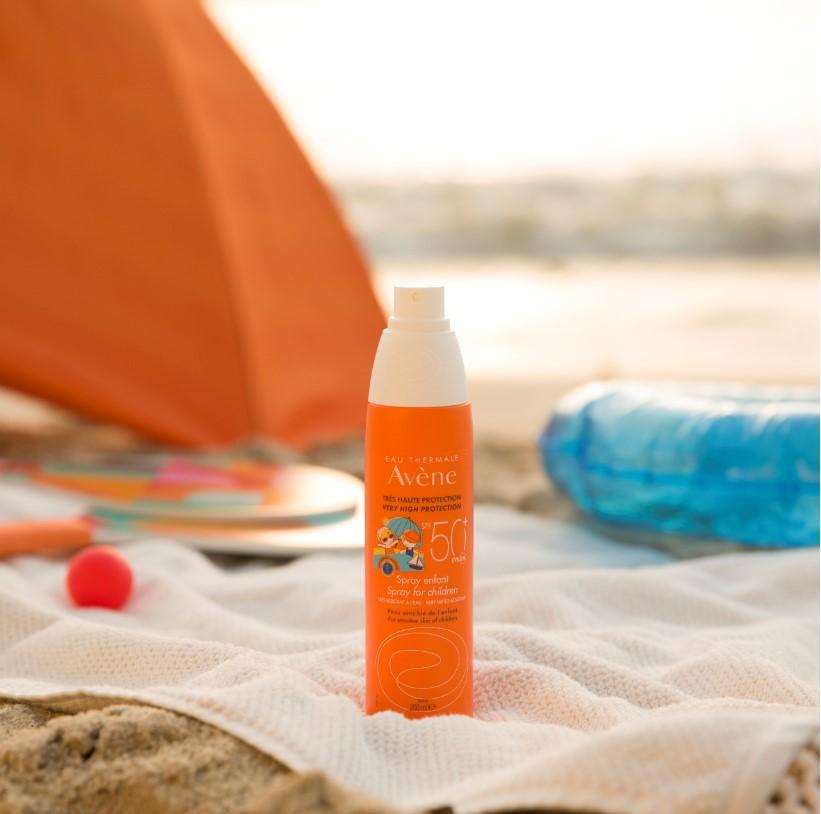 AVENE Spray Enfant spf 50+ 200ml