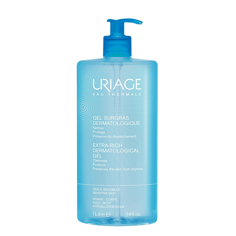 Uriage Gel Surgras Dermatologique 1000ml