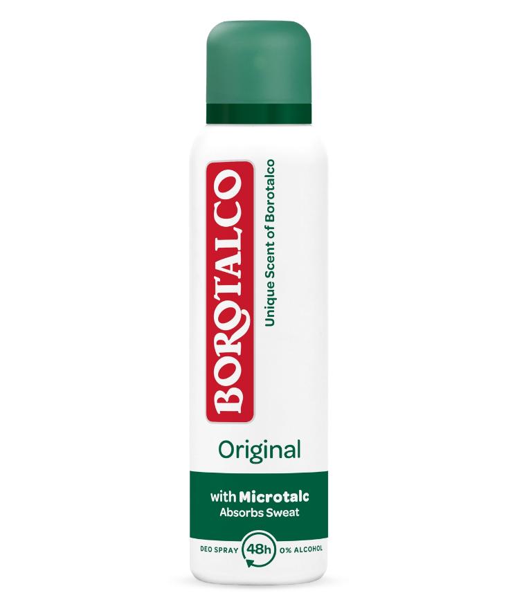 Borotalco Original Deo Spray 150ml