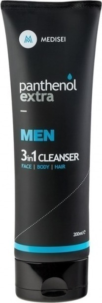 30653cc5372 Medisei Panthenol Extra Men 3in1 Cleanser 200ml | Smile Pharmacy