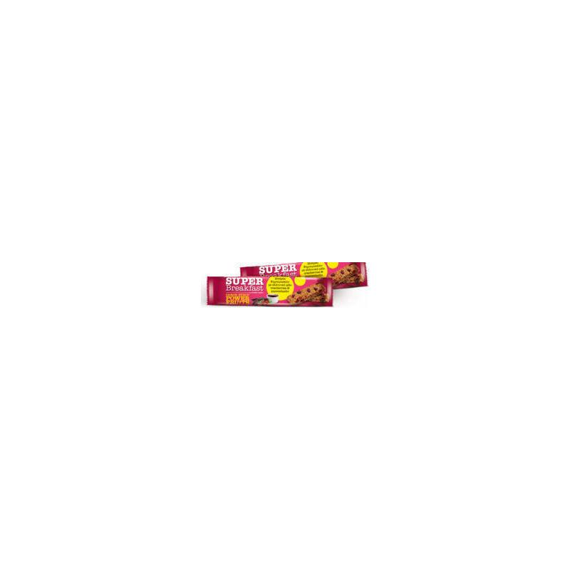 Super Breakfast Μπάρα Βρώμης με Power Fruits 25g 1τμχ