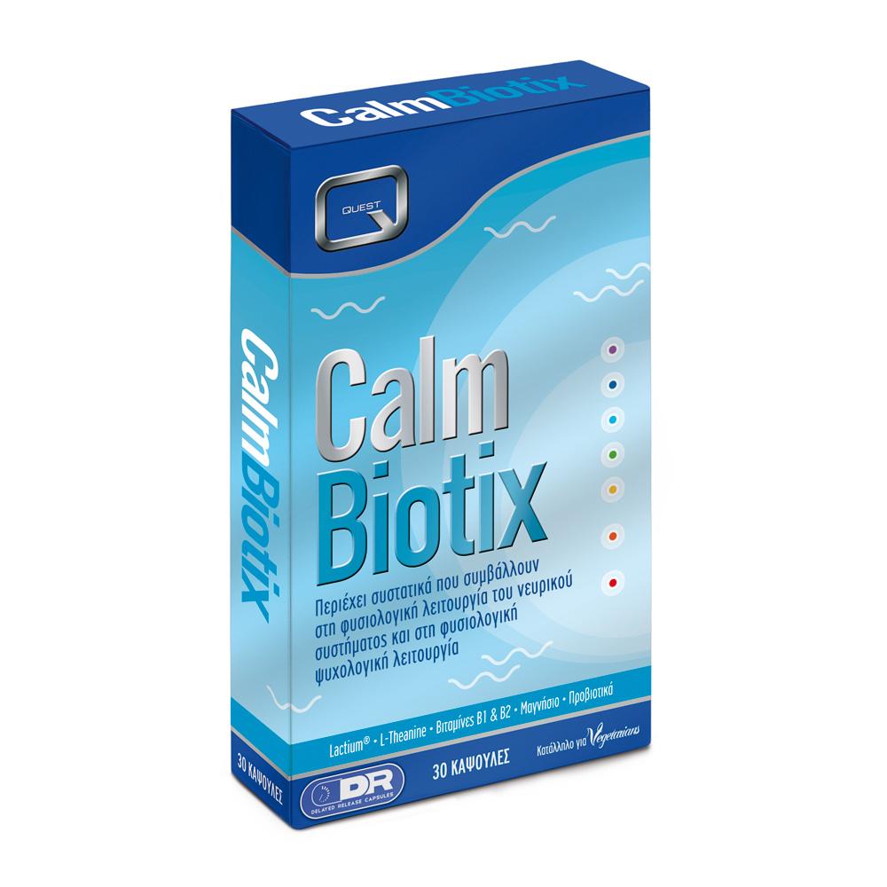 Quest Calm Biotix 30caps