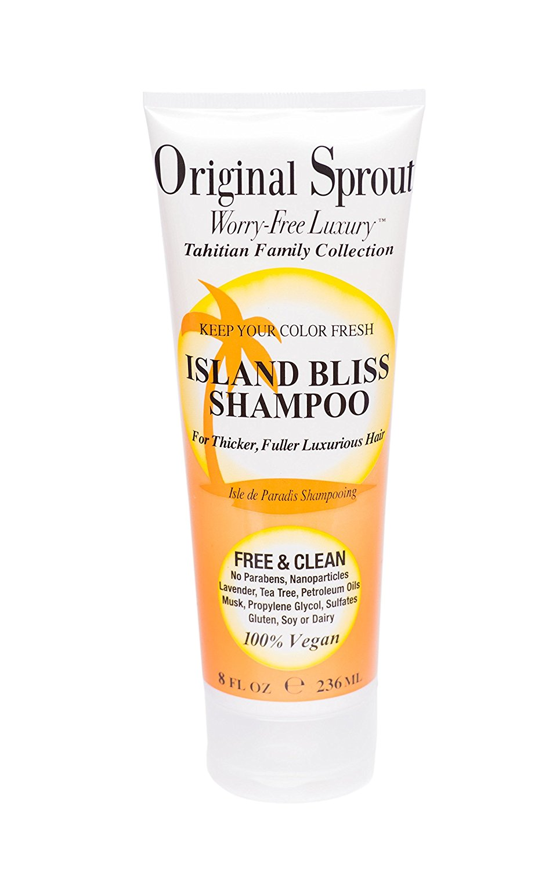 Original Sprout Island Bliss Shampoo 236ml