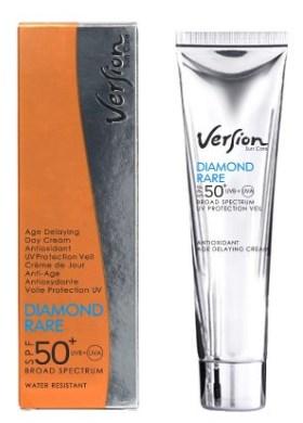 Version Diamond Rare Spf50 60ml