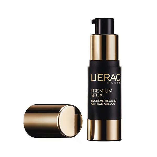 LIERAC Premium Eyes Κρέμα Ματιών Απόλυτης Αντιγήρανσης 15ml