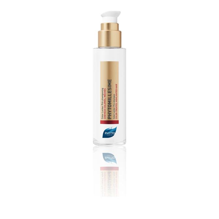 Phyto Phytomillesime Color Locker Pre-shampoo πριν από το Λούσιμο για βαμμένα μαλλιά & με ανταύγειες 100ml
