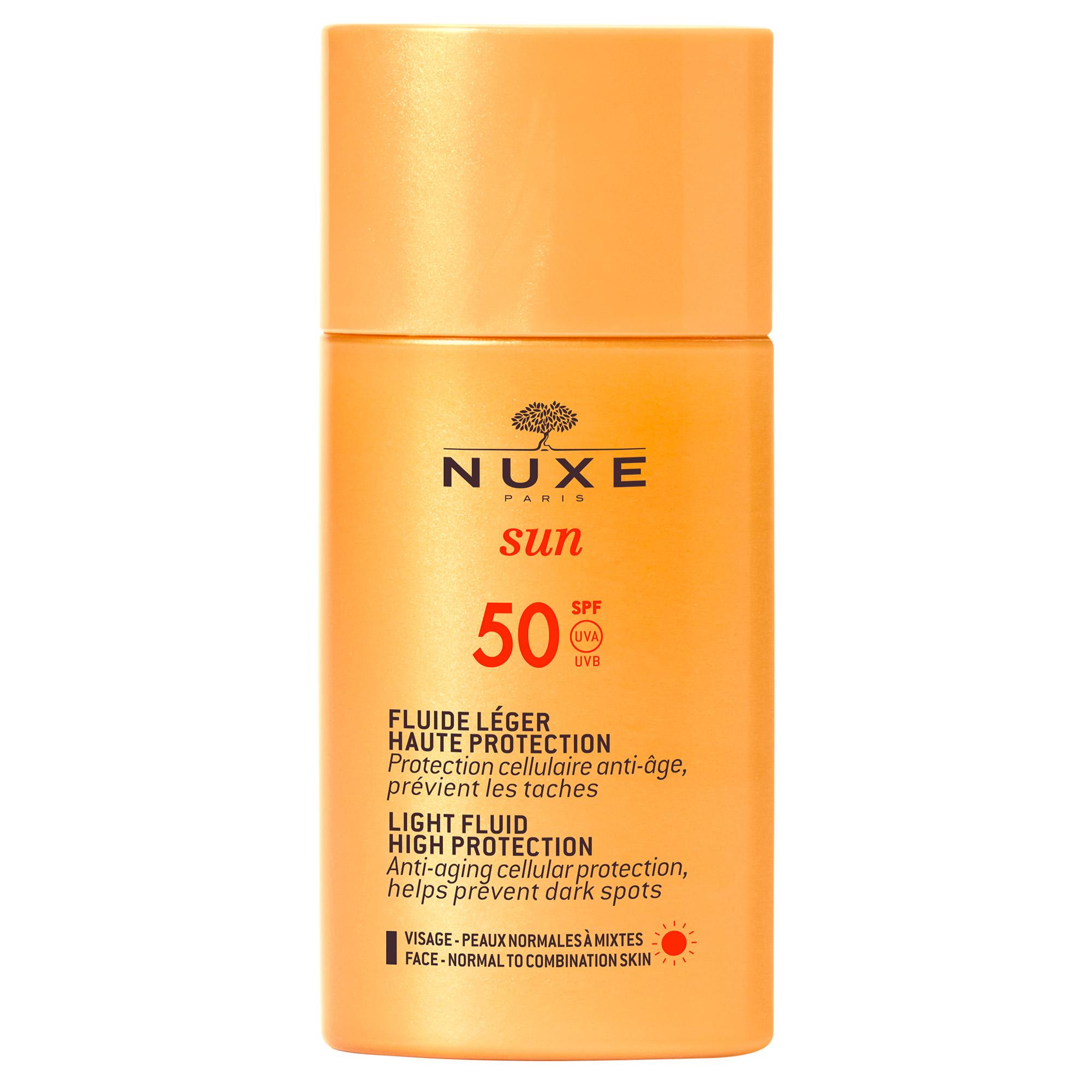 Nuxe Sun SPF50 Light Fluid High Protection SPF50 50ml