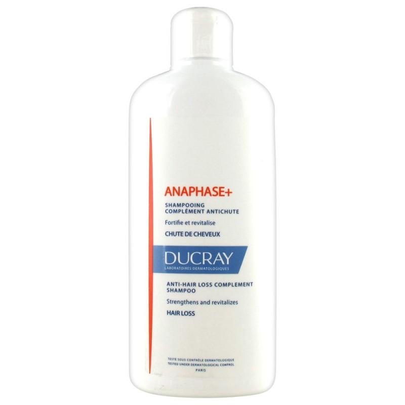 Ducray Anaphase Stimulating Shampoo Σαμπουάν για Προετοιμασία του Τριχωτού της Κεφαλής για Αγωγές κατά της Τριχόπτωσης, 400 ml