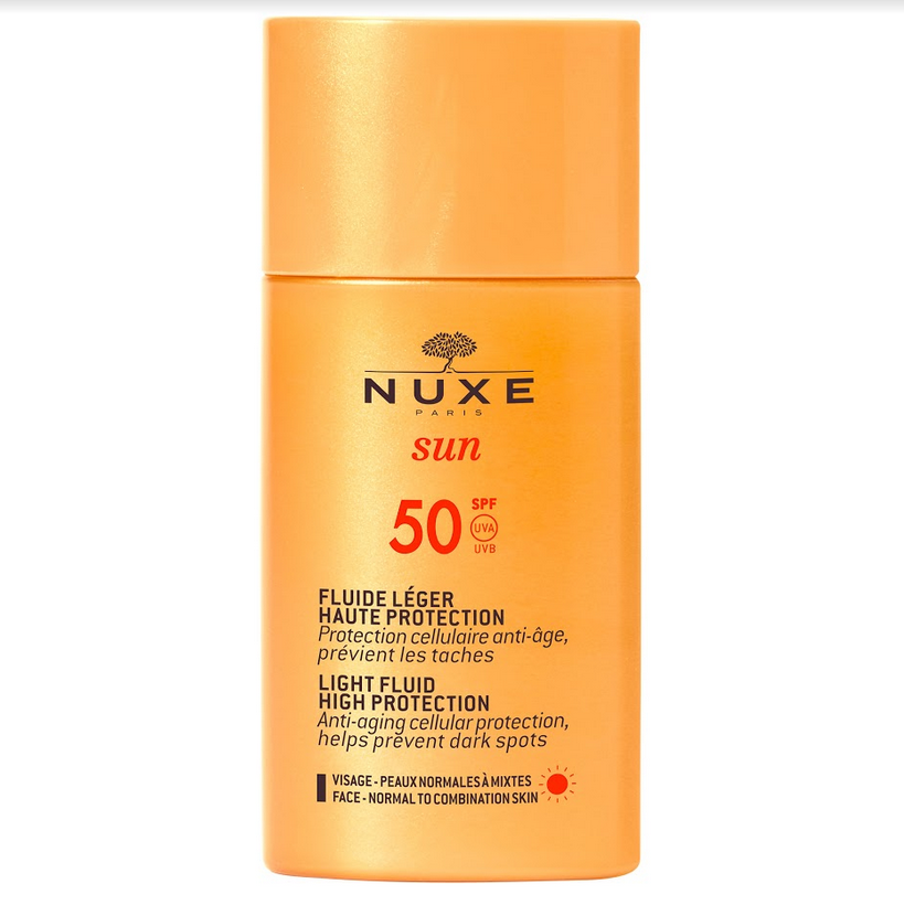 Nuxe Sun SPF50 Light Fluid High Protection SPF50 50ml