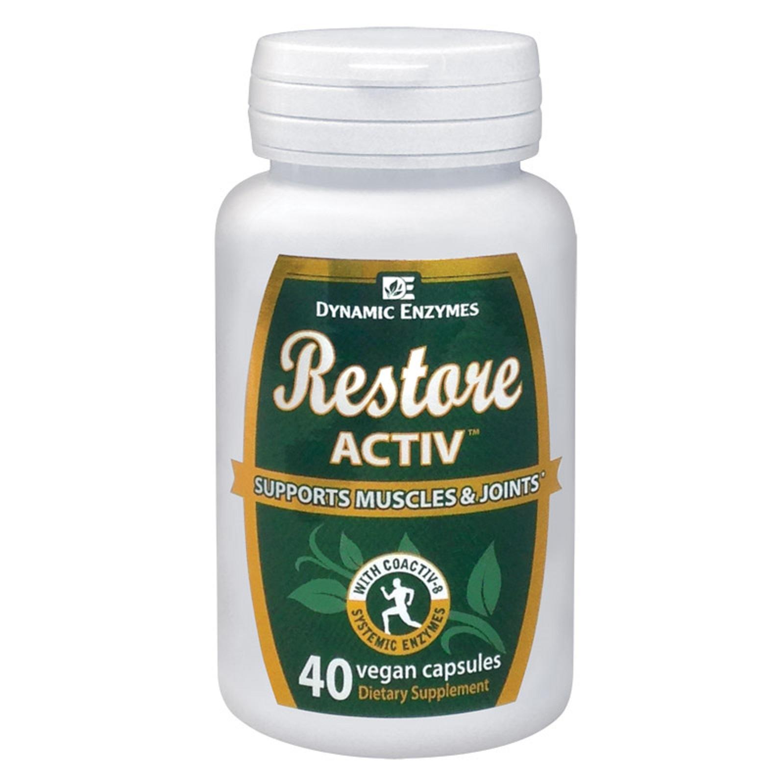 AM HEALTH DYNAMIC RESTORE ACTIV 40caps