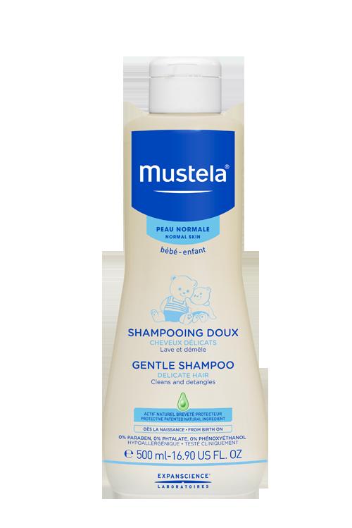 Mustela Bebe Gentle Shampoo 500ml