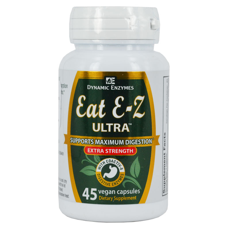 AM HEALTH DYNAMIC ENZYMES EAT E-Z 45caps