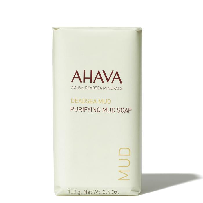 Ahava Purifying Dead Sea Mud Soap 100gr