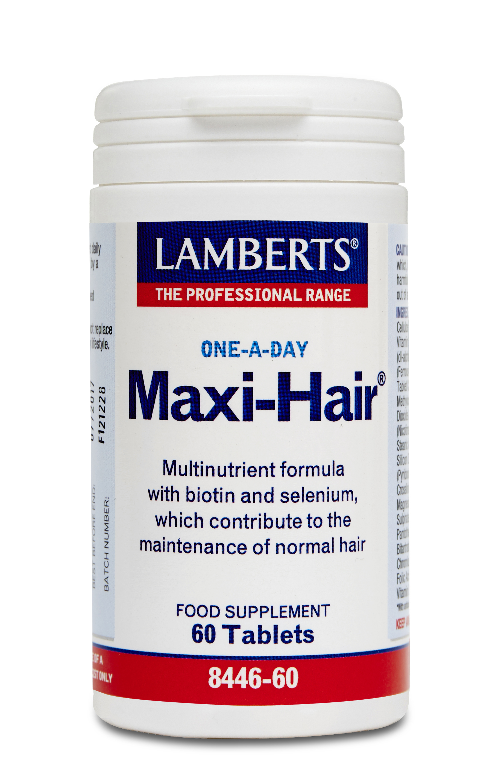 LAMBERTS MAXI HAIR 60TABS