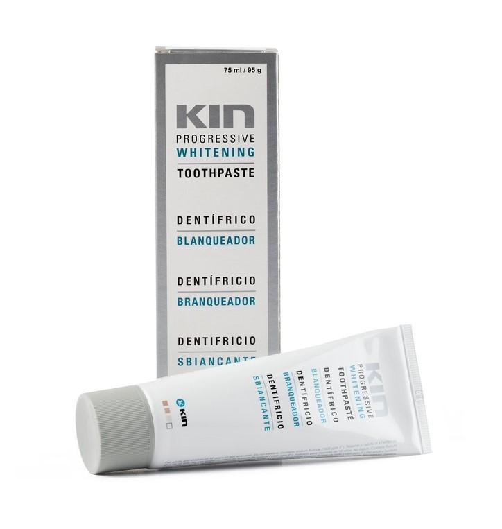 Kin Progressive Whitening Toothpaste 75ml