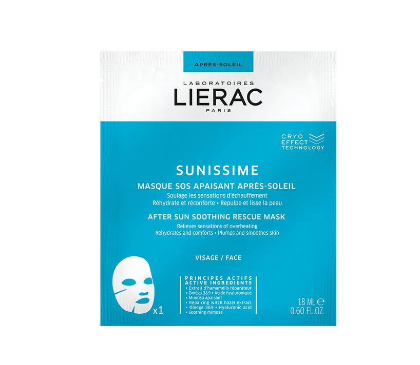 Lierac Sunissime After Sun Mask 1τμχ 18ml