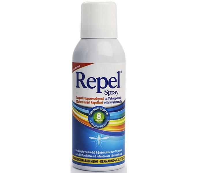 Unipharma Repel Spray Άοσμο Εντομοαπωθητικό 100ml