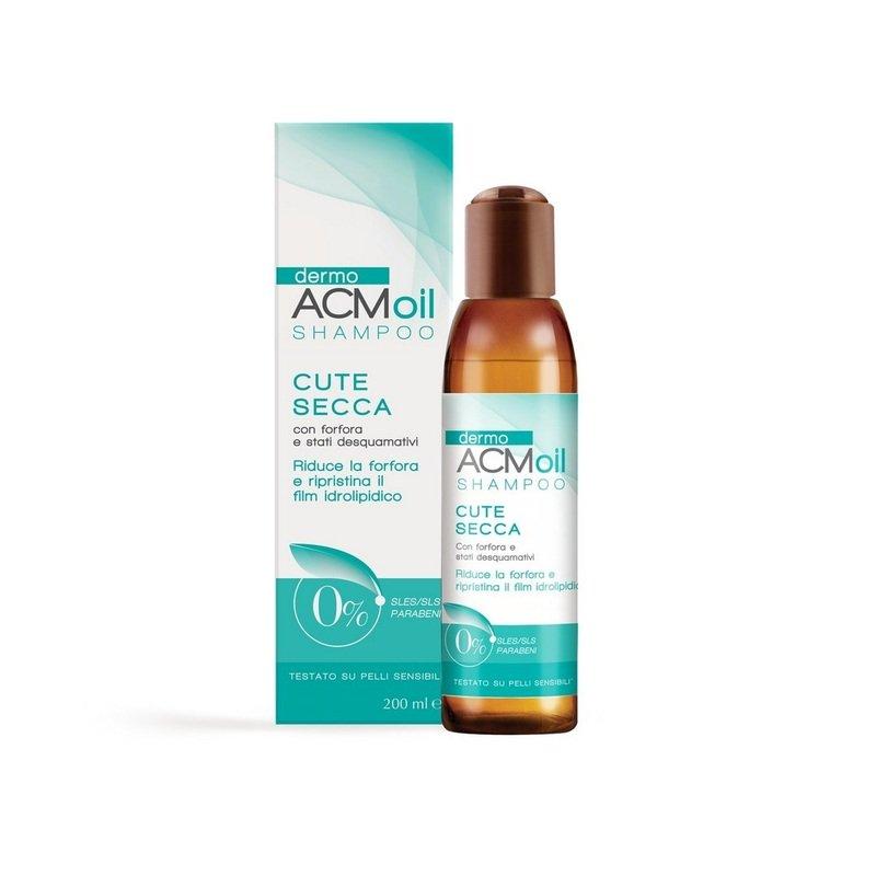 Dermo ACM Oil Shampoo For Dry Scalp 200ml