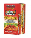NATURE'S PLUS Animal Parade Vitagels 90softgels