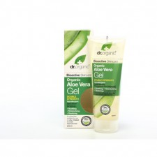 DR.ORGANIC ALOE VERA GEL DOUBLE STRENGTH 200ML