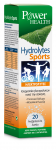 POWER HEALTH HYDROLYTES SPORTS 20 αναβ.