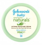 Johnson's Baby Soothing Naturals Intense Moisture Cream - 250ml