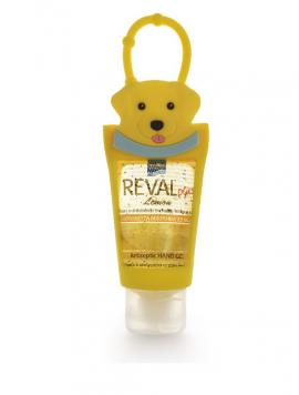 Intermed Reval Plus Antiseptic Hand Gel Lemon Dog Case 30ml