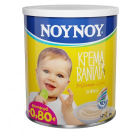 ΝΟΥΝΟΥ Κρέμα Βανίλια 350gr