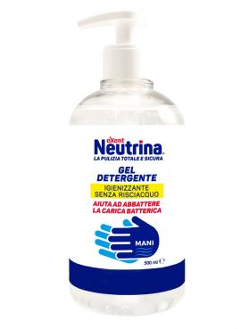 Exent Neutridina Gel Mani αντισηπτικό χεριών 500ml