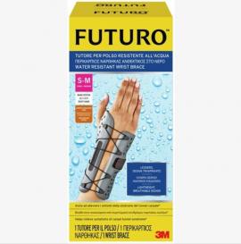 Futuro Αδιάβροχος Περικάρπιος Νάρθηκας Δεξί Χέρι S-M 58500 1τμχ