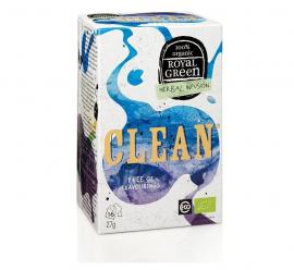 Am Health Royal Green Herbal Infusion Tea Clean 16 φακελάκια