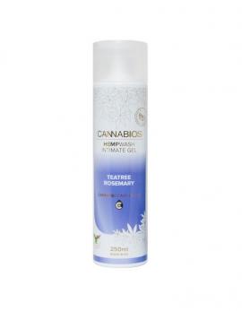 Cannabios Hemp Feminine Wash -Intimate Gel 250ml