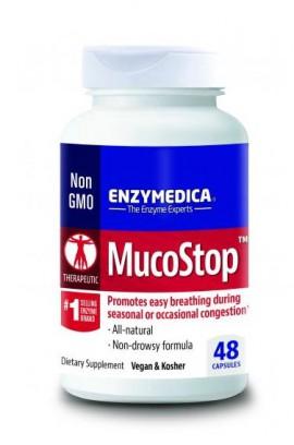 Enzymedica MucoStop 48 caps