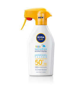 NIVEA SUN Kids Sensitive Trigger SPF50+, 300ml
